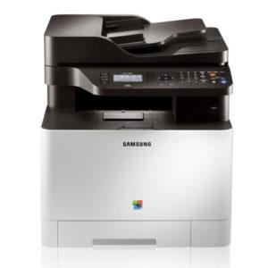Drucker Vergleich Samsung CLX